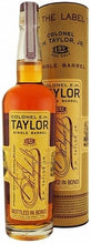 Load image into Gallery viewer, E H Taylor Single Barrel Straight Kentucky Bourbon Whiskey 750ml
