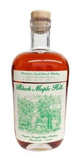 Black Maple Hill Limited Edition Oregon Straight Rye Whiskey 750ml