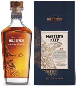 Wild Turkey Master's Keep Bottled in Bond Aged 17 Years