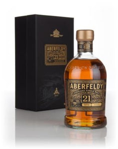 Aberfeldy 21 YRS Single Malt Whisky Limited Release 750ml