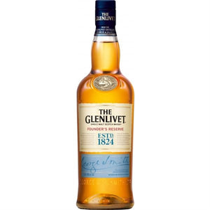 Glenlivet Founder's Reserve Single Malt Scotch Whisky 750ml