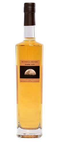 Russell Henry Dark London Dry Gin 750ml