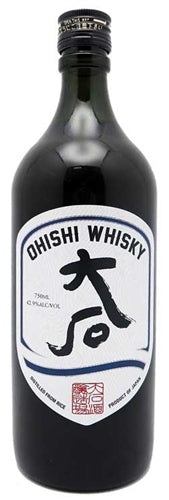 Ohishi Japanese Whisky 750ml