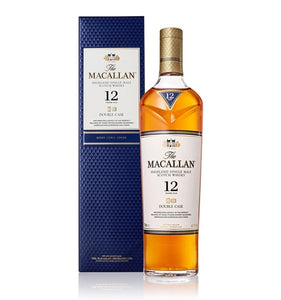 Macallan 12 year Double Cask Single Malt Scotch 750ml