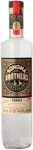 Sonoma Brothers Distilling Vodka 750ml