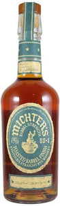 Michter's Toasted Barrel Finish Straight Rye Whiskey