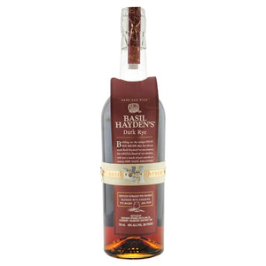 Basil Hayden Dark Rye 2017 Release Kentucky Straight Rye Whiskey 750ml