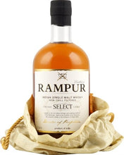 Load image into Gallery viewer, Rampur Indian Single Malt Whisky Vintage Select Casks 750ml
