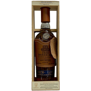 Tres Barricas Anejo Tequila 750ml