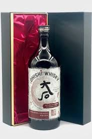 Ohishi Whisky Matured 11 Years In Sherry Cask