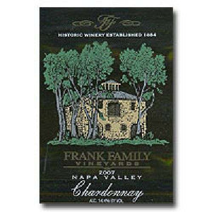 Frank Family Napa Valley Chardonnay