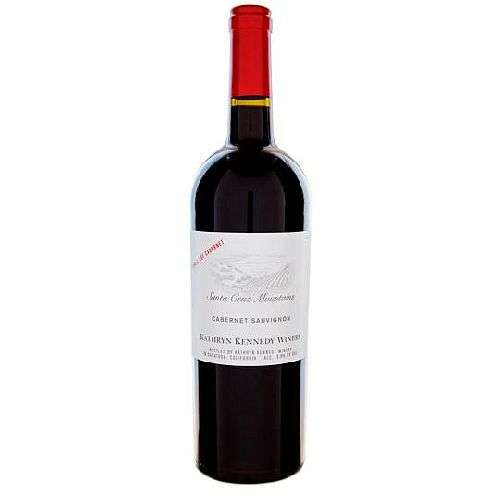 Kathryn Kennedy Winery Small Lot Cabernet Sauvignon
