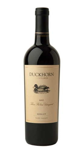 Duckhorn Three Palms Vineyard Merlot 2015