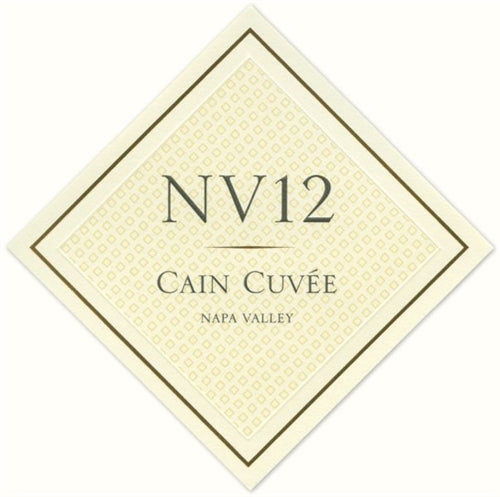 Cain Cuvee NV12 Napa Valley 750ml