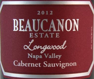 Beaucanon Longwood Nappa Valley Cabernet Sauvignon 750ML