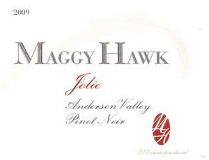 Maggy Hawk Jolie Anderson Valley Pinot Noir 750ML