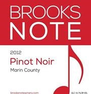 Brooks Note Pinot Noir Weir Vineyard 750ml