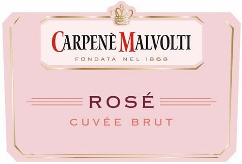 Carpene Malvolti Rose Brut