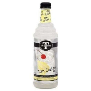 Mr. & Mrs. T Tom Collins Mix Lemon Flavor