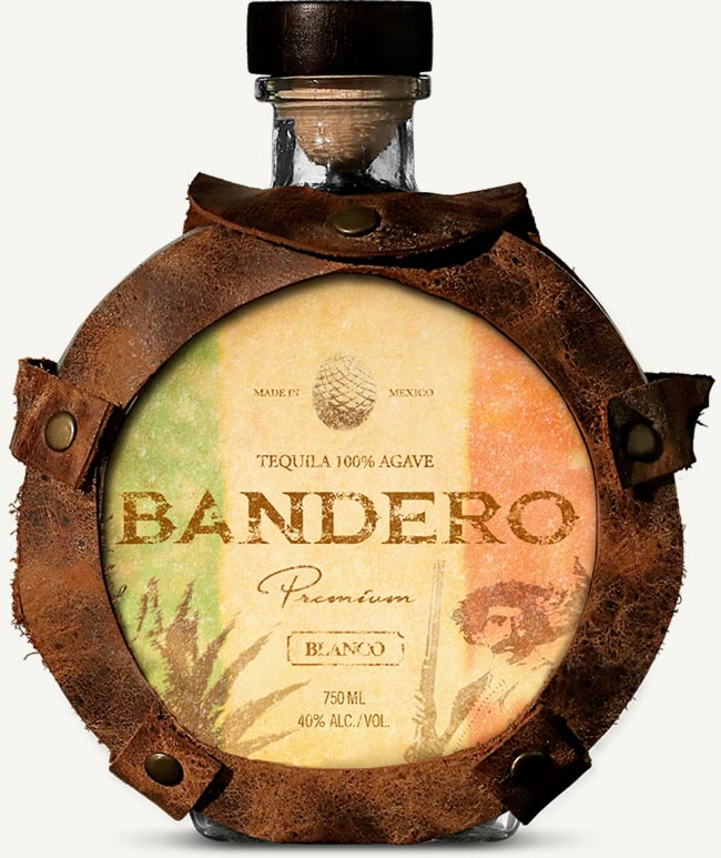 Bandero Tequila Blanco 750ml