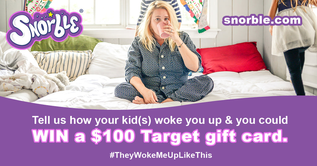 The #TheyWokeMeUpLikeThis Giveaway