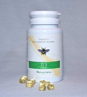 D3 - 120 Softgels