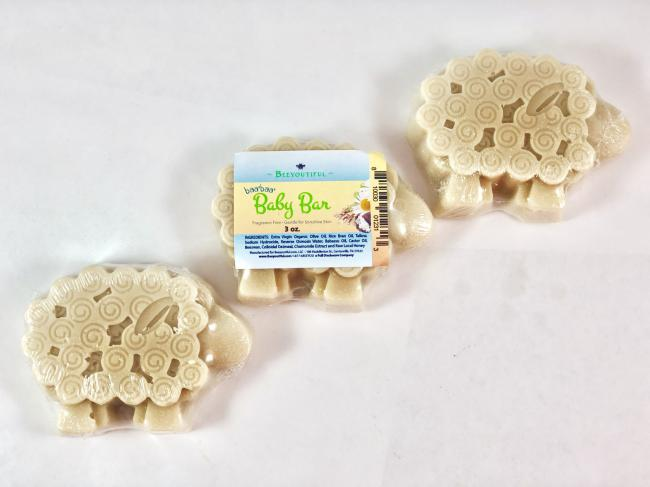 Baa Baa Baby Bar - 3oz bar