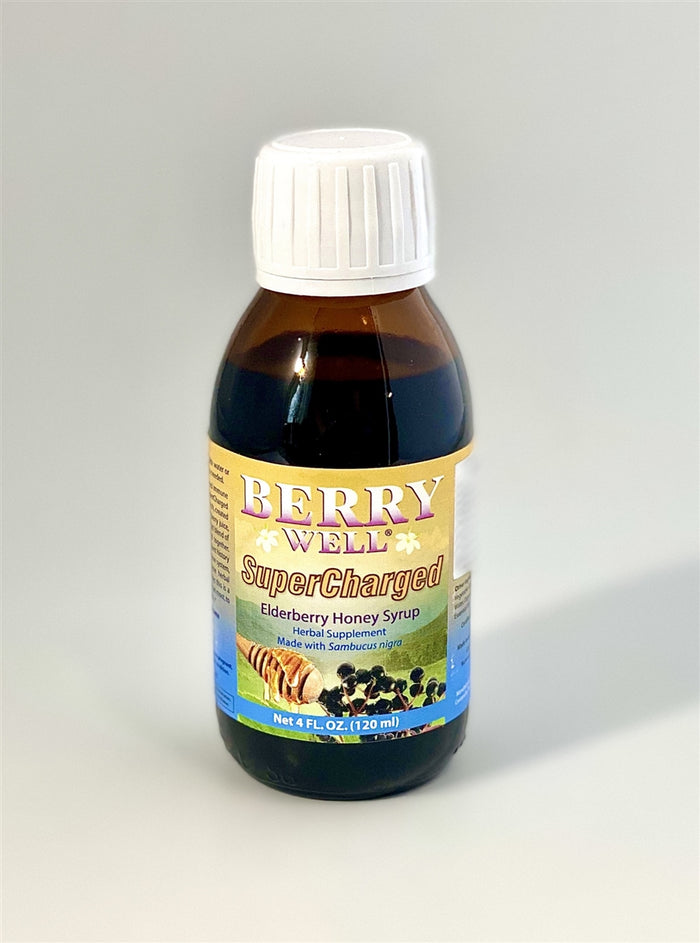 Berry Well SuperCharged - 4 fl oz.