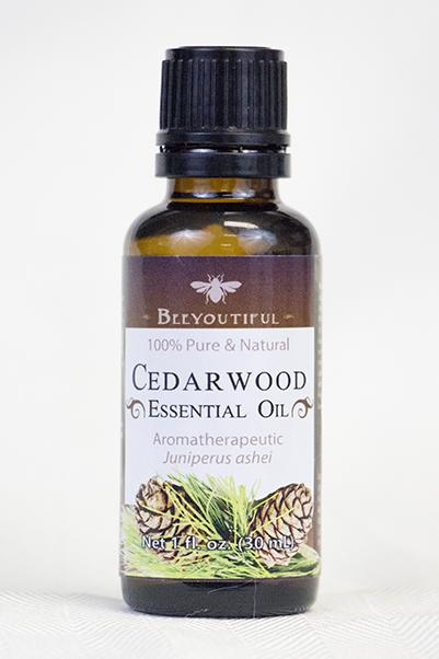 Cedarwood Essential Oil - 30 ml