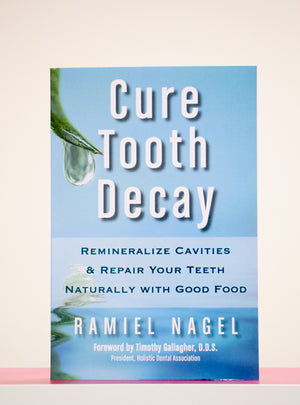 Cure Tooth Decay - Book