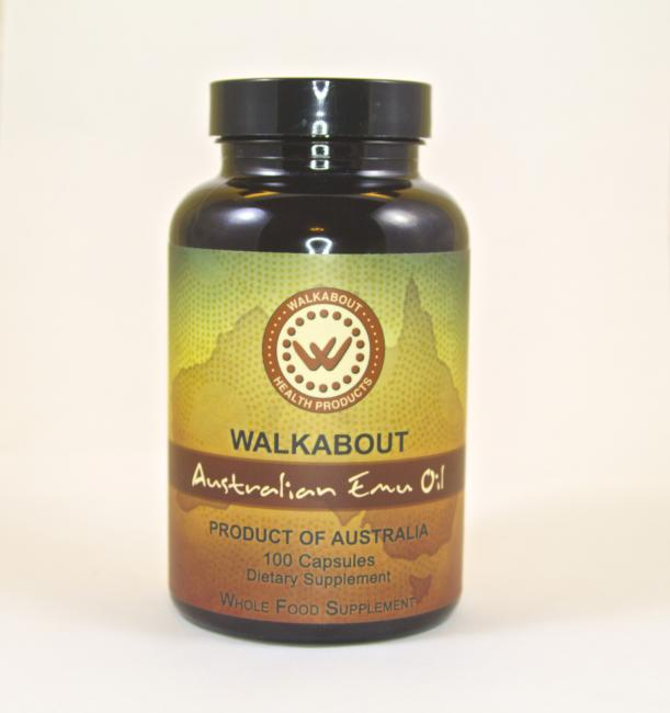 Walkabout Australian Emu Oil - FREE SHIPPING