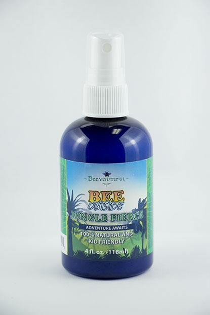 Jungle Fierce Outdoor Spray - 120 ml