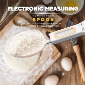 DIGITAL LCD MEASURING SPOON HIGH PRECISION [Authentic]