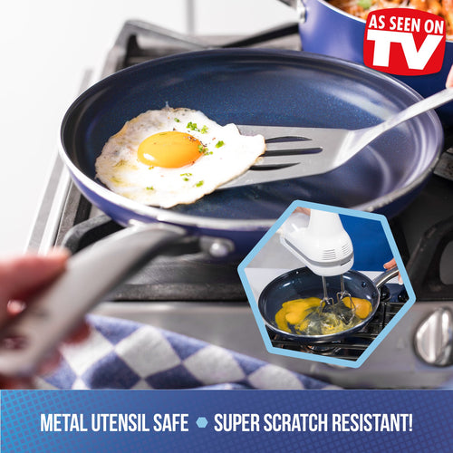 New BlueDiamond™ Ultra Non-stick Pan [Belgium Premium Authentic]