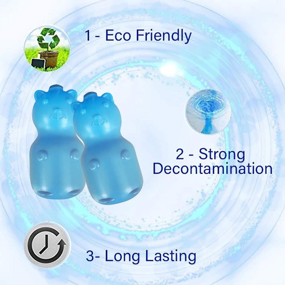 [Buy 1 take 1]Bluebear™  Toilet cleaner and fragrance Authentic