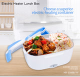 Electric heater Lunch Box [Portable]