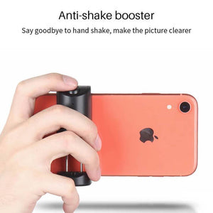 ProSelfie™ Booster Handle Grip with shutter remote [Photo Stabilizer]