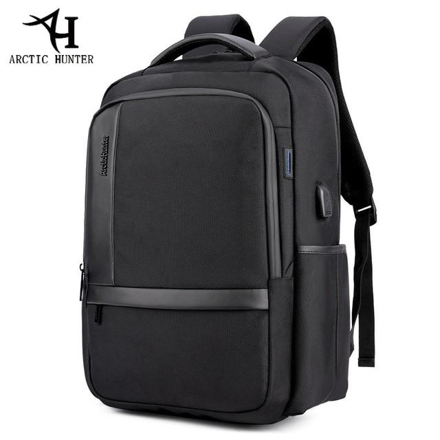 Arctic Hunter Professional Men's Laptop Bag [Premium item]