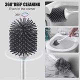 [HOT SELL] Modern Self-cleaning Hygienic Toilet Brush Authentic