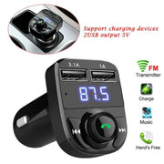 SEC X8 Dual USB Car Charger