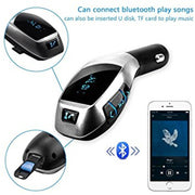 SEC X5 Wireless Bluetooth Car Charger Kit