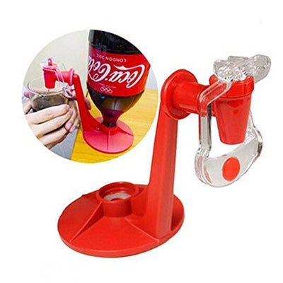 Soda Cool Saver Dispenser Bottle Portable Drinking Water Dispense Machine Gadget Party Drinking Water Saver Tool