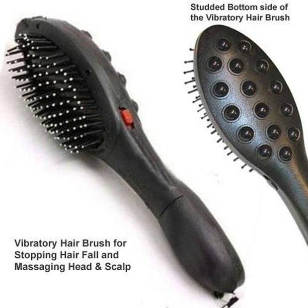 Head Massager Hairbrush