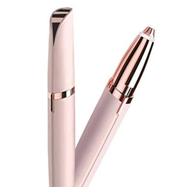 Flowless Professional Best Eyebrow trimmer and facial hair remover for ladies 360 degree