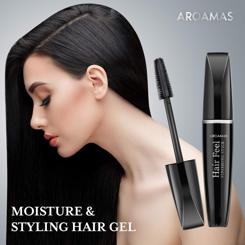 Aroamas Hair Feel Finishing Stick, 2 PCS- For Small Broken Hair