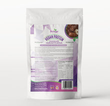Load image into Gallery viewer, CHOCOLATE HAZELNUT - healthy Vegan Protein Powder Plant based Chocolate Hazelnut protein tasty gluten free dairy free