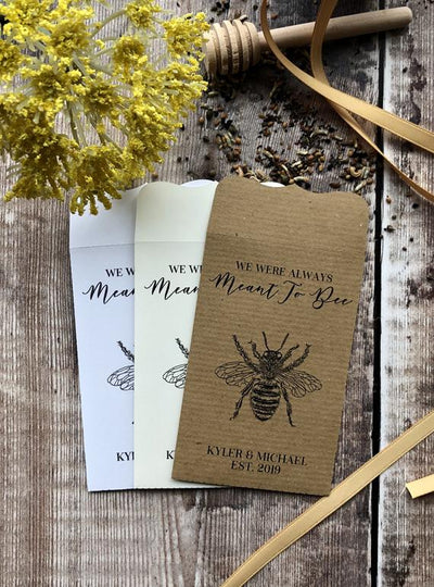 Top Eco Wedding Favour Ideas for 2021