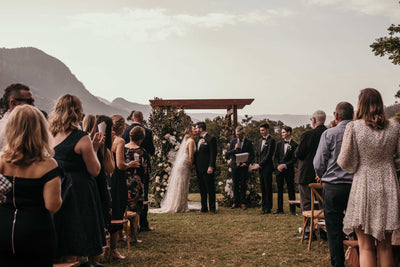 Wedding Ceremonies at The Bower Estate