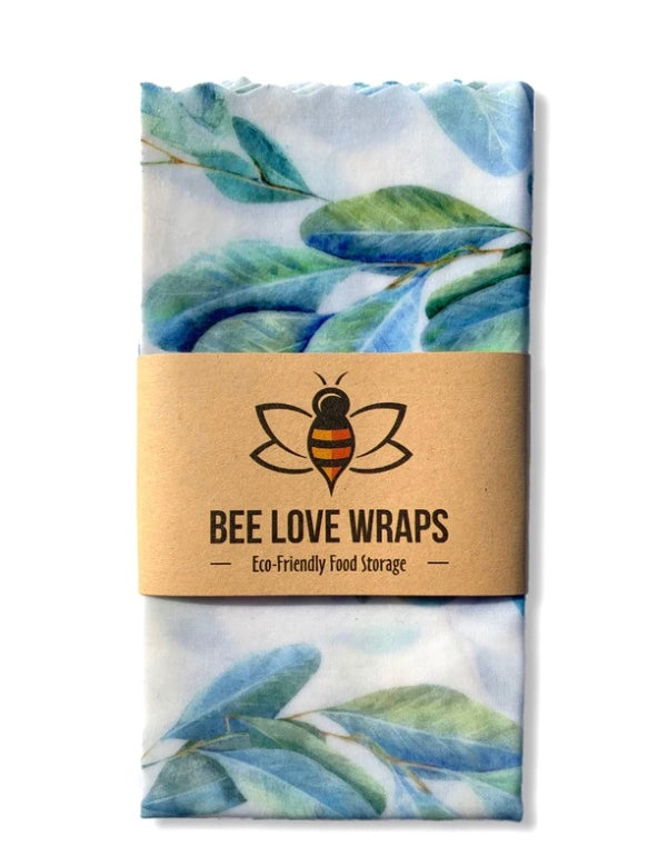 beeswax wrap wedding favour
