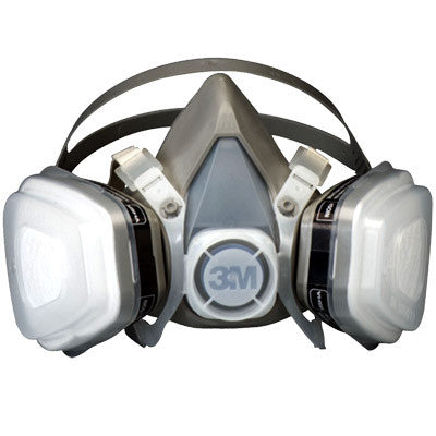 3M Dual Cartridge Respirator